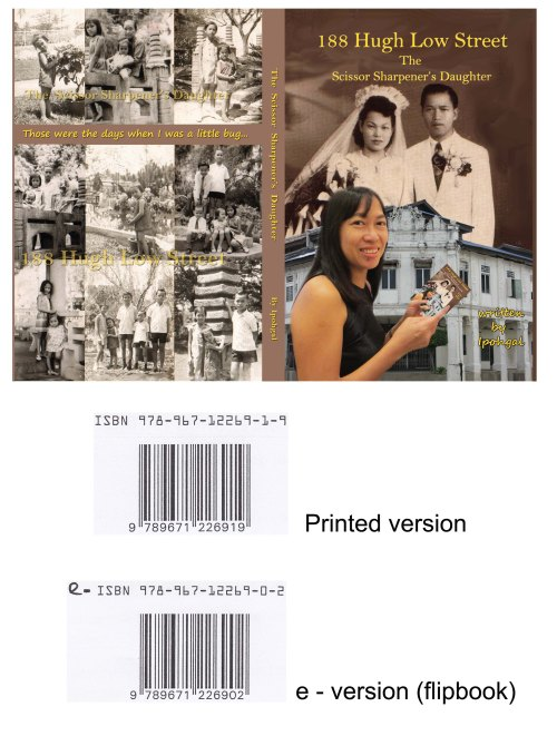 ISBN and e-ISBN