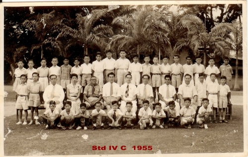 ACS stories 1950s-early 60s ~ The ACS Ipoh Physical Education or Training Period (heron PT)