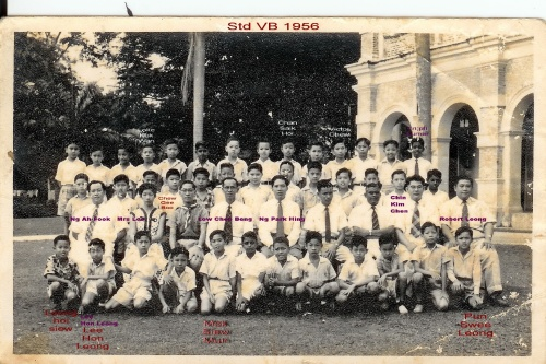 ACS stories 1950s-early 60s ~1950s, Ipoh ACS Story Telling Teachers