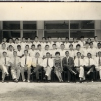 ACS stories 1950s-early 60s ~ My Favourite Lady Teachers  1958 Ms Wong Suet Lan (Snow Orchid)