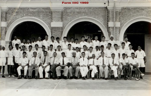 1950s The ACS Ipoh Carpentry Shop