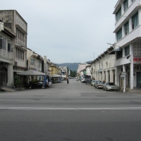 Hungry Ghost Festival at Hume Street, Ipoh......